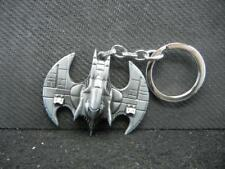 (The Batman Plane) Metal Keychain, New, Great Gift! Lot 75C
