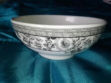 WEDGWOOD FLEUR DAMASK  Earthenware Coupe Cereal Bowl , Excellent