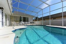 DISNEY VILLA 4 bed, 2 bath, licensed to sleep 10 in Florida with private pool