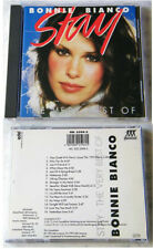 BONNIE BIANCO The Very Best Of (Stay, Miss You So,...).. Rare 1992 CD TOP