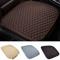 Universal Car Half Surround Seat Cover Breathable Pad Mat For Auto Chair Cushion