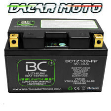 BATTERIA MOTO LITIO BMW	S 1000 RR ABS	2011 2012 2013 2014 2015 2016 BCTZ10S-FP