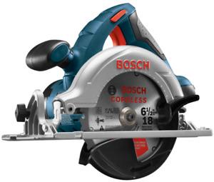 Bosch CCS180B 18V 6-1/2 In. Circular Saw, Tool Only New