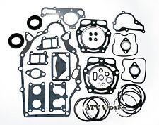 JOHN DEERE FD620 FD661 ENGINE REBUILD GASKET KIT OIL SEALS & .5MM OVERSIZE RINGS