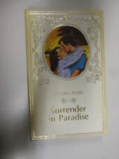 Acceptable - Surrender In Paradise - Sandra Robb 1980-01-01 Pages tanned. Wear/m