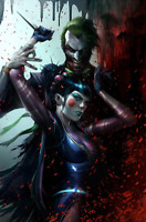 BATMAN #94 JOKER, PUNCHLINE MATTINA VARIANT DC COMICS NM