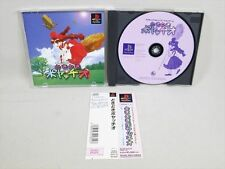 PS DOKI DOKI POYATCHIO with SPINE CARD * Playstation PS1 Game Import JAPAN p1