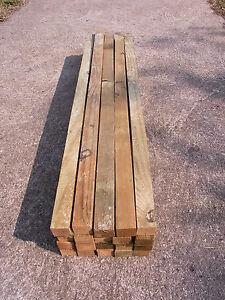 20 x Stapelholz Bauholz Dachlatten Kantholz Latten 25 x 32 mmx 100 cm kdi