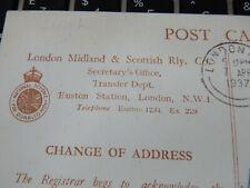 More details for postcard p9  b40 kyle of lochalsh art deco hotel  lms official  edward viii 1937