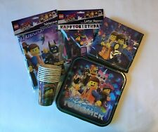 Lego Movie Dine and Decorate Party Bundle
