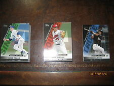 2011 Topps Debut Single A Double A Triple A All Stars set 100 cards Mike Trout