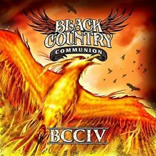 "Black Country Communion 'BCCIV' Gatefold 2x12"" Black Vinyl - NEW"