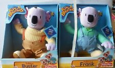 The Koala Brothers - Frank & Buster Talking Soft Toys