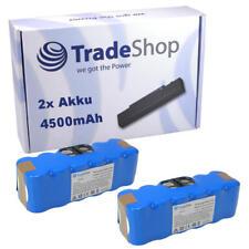2x Akku 4500mAh 14,8V für iRobot Roomba 80501 500 510 530 532 Serie Battery