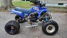 Custom 2001 Yamaha blaster vitos  240 big bore kit