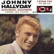 Johnny Hallyday - Souvenirs, Souvenirs POP 4 - CD Replica Neuf sous Blister