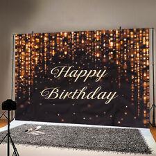 Happy Birthday Party Theme Photography Backdrop Background Photo Studio Props