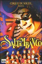 Cirque Du Soleil  Saltimbanco [DVD] [2004]