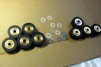 Pinch Roller Bandmaschine Tonband Kassettenrekorder Für REVOX A77 ATH-PR99-4P