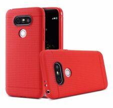 Fundas y carcasas Para LG G5 de color principal rojo para teléfonos móviles y PDAs LG
