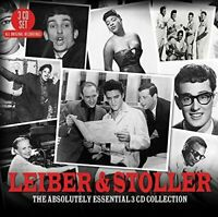 Leiber and Stoller: The Absolutely Essential 3CD Collection