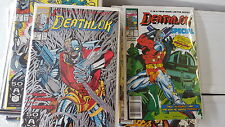 marvel Comic Deathlok Lot special 1-4 1-11 15 19 21 22 25 28 30 32 33 annual 1 2