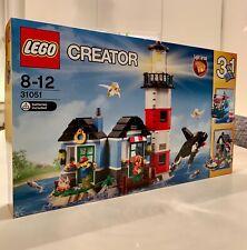 Lego 31051 Leuchtturm Crestor 3in1 NEU&OVP