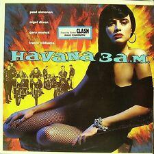 HAVANA 3AM-PAUL SIMONON + NIGEL DIXON + GARY MYRICK + TRAVIS WILLIAMS LP VINYL