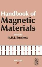 Handbook Of Magnetic Materials, Volume 21