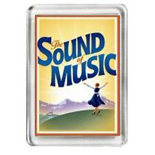 The Sound Of Music. The Musical. Fridge Magnet.