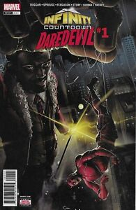 INFINITY COUNTDOWN DAREDEVIL #1 MARVEL COMICS 2018 BAGGED & BOARDED