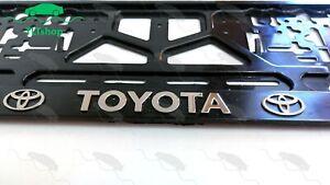 """""""Toyota"""" platform holder EU Euro EU universal, for all cars."""