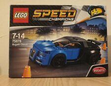 LEGO 75878 - Speed Champion - Bugatti Chiron - NEW/SEALED - Retired