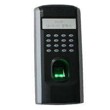 ZK F7 TCP/IP Biometric Fingerprint Time Clock Attendance System Door Access