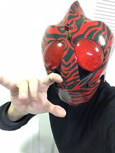Super Rare!!! Amazon Kamen Rider Cosplay Helmet 1/1Wearable Amazon Masked Rider