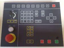 Tastatur für Maho Fräsmaschine CNC 532 Bedienpult Philips CNC 532  NEU!!!