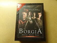 4-DISC DVD BOX / BORGIA: COMPLETE SERIE