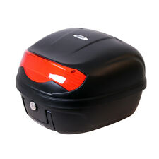 Top Case Motorrad Koffer Roller Quadkoffer Motorradtasche 33 Liter für 1 Helm