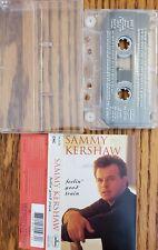 Sammy Kershaw - Feelin' Good Train Cassette, Jan-1995 Free Shipping In Canada