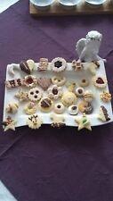 Weihnachtsgebäck,Plätzchen, Kekse selbst gebacken 1000g