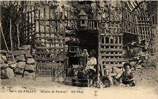 CPA  Le Pollet - Maison de Pécheur    (515513)
