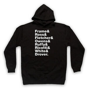 AZTEC CAMERA BAND MEMBERS NAMES LINEUP UNOFFICIAL LIST ADULTS UNISEX HOODIE