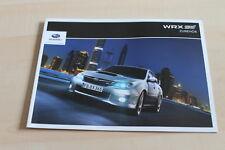 129239) Subaru Impreza WRX STi - Zubehör - Prospekt 01/2012