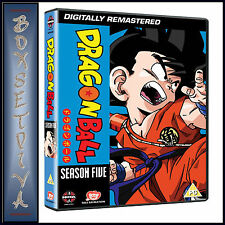 DRAGON BALL - COMPLETE SEASON 5 (EPISODES 123 - 153) **BRAND NEW DVD***