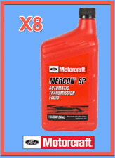 8 Quarts OEM FORD Automatic Transmission Fluid ATF MOTORCRAFT XT6QSP MERCON SP