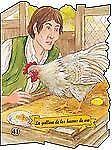La Gallina de los Huevos de Oro (Paperback or Softback)