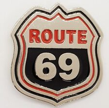 Route 69 Belt Buckle Humour Humor Funny Novelty Cowboy Sexy Highway American USA