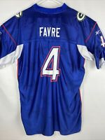 Reebok Brett Favre Rare 2004 Pro Bowl Jersey #4 NFL Green Bay Packers Size XL