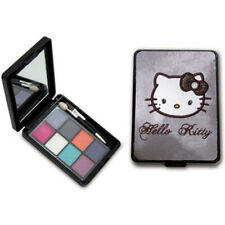 HELLO KITTY MAKE-UP SET 11tlg. Lidschatten Schminke Kosmetik Schminkset Spiegel