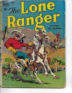 The Lone Ranger  #23  Origin